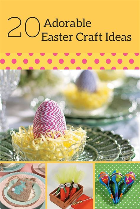check     easter crafts   home decor