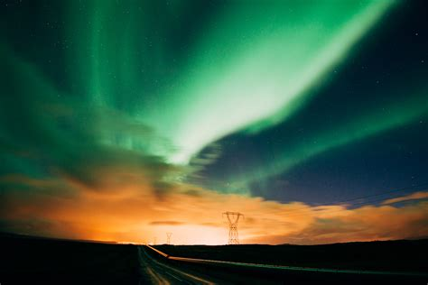 carrs northern lights the borealis iceland time machine