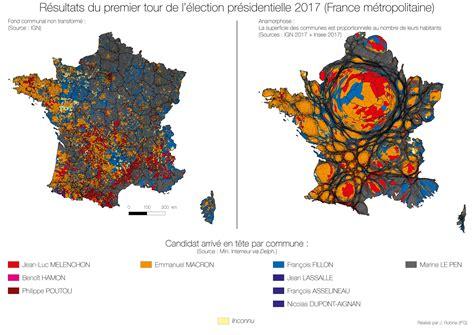 Carte De Des Elections 2017 Le Monde by 233 Lections Pr 233 Sidentielles 2017 1er Tour Carte