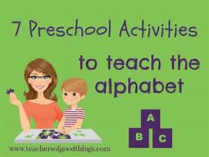 50 alphabet activities with a book list joy in the home With teaching toddlers letters