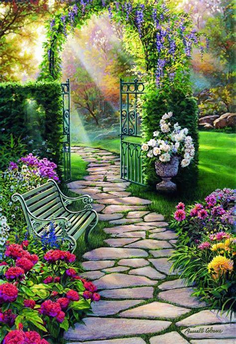 Garten Blumen Gestaltung by Magischer Garten Garten Gestaltung Gartengestaltung