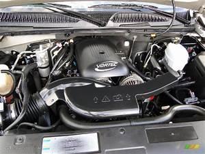 2006 Chevrolet Tahoe Ls 4 8 Liter Ohv 16