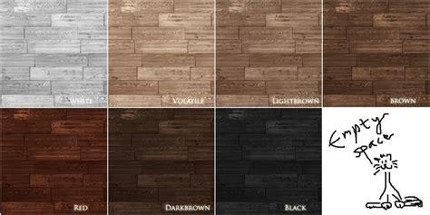 Mod The Sims   Vintervila   Wooden Floors