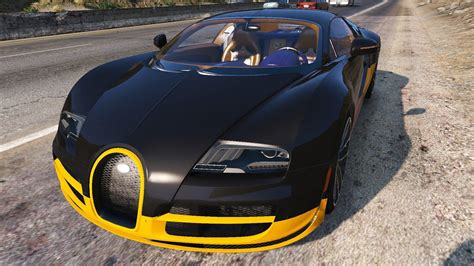 Bugatti Veyron Super Sport 2011 Gta5