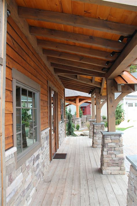office building  timber frame porch bethel ct commercial projects projects great