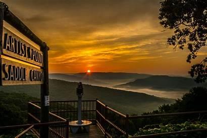 Point Artist Sunrise Arkansas Ar Ideale Giorno