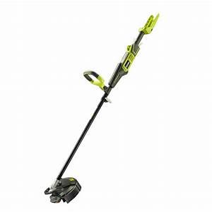 Batterie Ryobi 36v : ryobi 36v straight shaft line trimmer skin only ~ Farleysfitness.com Idées de Décoration