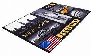 Teppich New York : teppich new york andiamo rechteckig h he 5 mm motiv teppich online kaufen otto ~ Orissabook.com Haus und Dekorationen