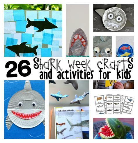shark week activities and crafts for 850 | shark week crafts