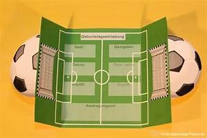 Kindergeburtstag 12 Jährige Jungs : fu ball geburtstag einladung kindergeburtstag ~ Frokenaadalensverden.com Haus und Dekorationen