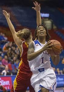 KU women's basketball vs. Pittsburg State / LJWorld.com