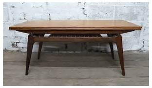 Danish Teak Metamorphic Coffee Dining Table C1960s By BC Mobler Metamorphic English Library Steps In Oak Circa 1850 For Sale At Metamorphic Dining Or Coffee Table For Sale At 1stdibs Danish Metamorphic Coffee Table 4541 Mid Century Furniture