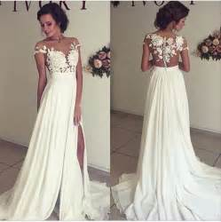 cocktail dress for wedding see through lace wedding dress wedding gown see through prom dress prom dresses