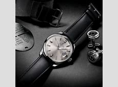 Milus Limited Edition Snow Star Heritage Automatic Watch