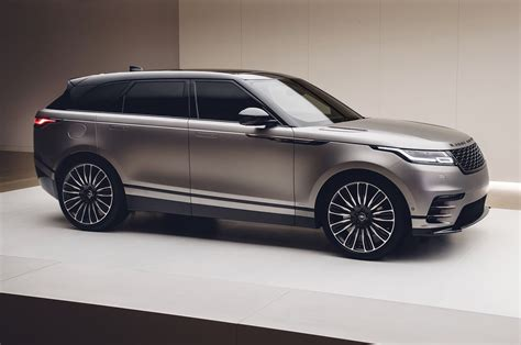 Land Rover Range Rover Velar Picture by 2018 Land Rover Range Rover Velar Front Side Cars