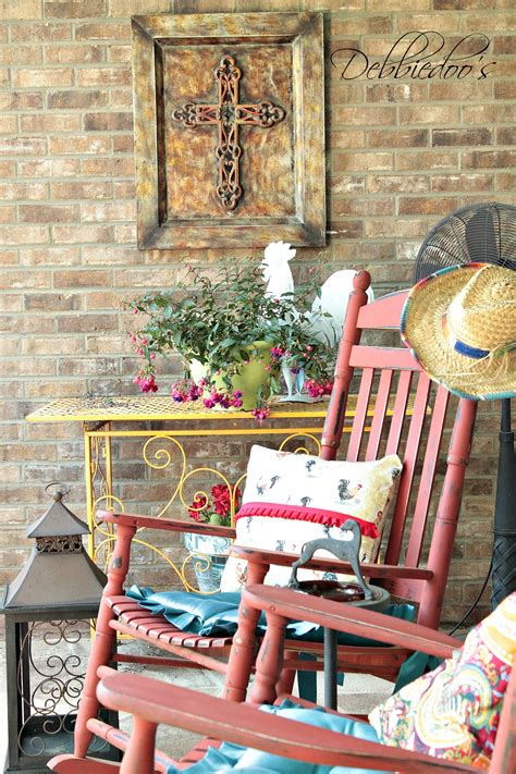 diy backyard decorating ideas patio and porch decorating and diy ideas debbiedoos
