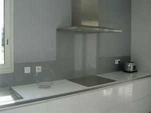 Crédence Cuisine Verre : credence en verre cuisine vitrerie miroiterie rouen o ~ Premium-room.com Idées de Décoration