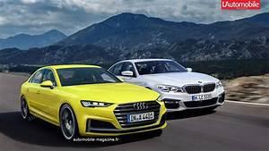 Audi A4 Hybride : l 39 audi a4 pr pare son restylage l 39 automobile magazine ~ Dallasstarsshop.com Idées de Décoration