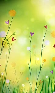 Ultra HD Spring Time Flowers Wallpaper For Your Mobile ...
