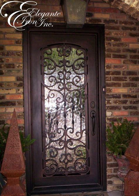 custom wrought iron door  eyebrow arch grille iron doors iron door design wrought iron