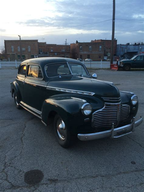 1941 Chevy 2cr Sedan  Classic Chevrolet Other 1941 For Sale