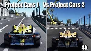 Project Cars 1 Vs Project Cars 2 Comparison