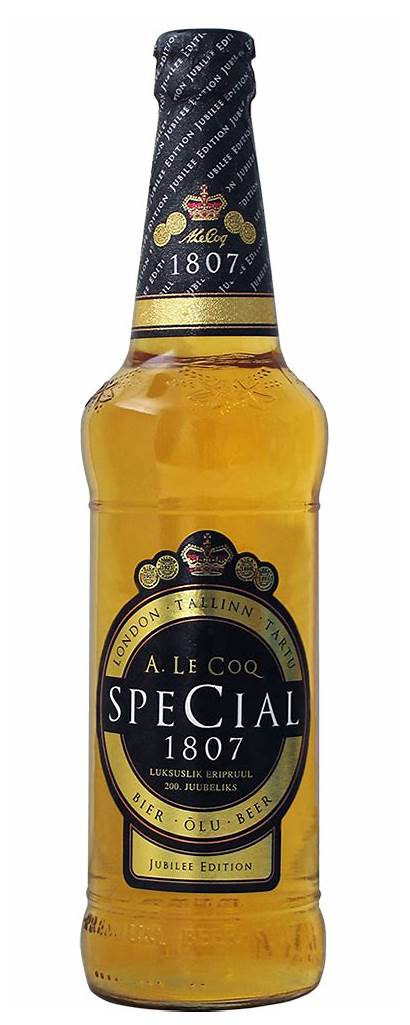 Special Coq Le Lager Pale Golden Yellow