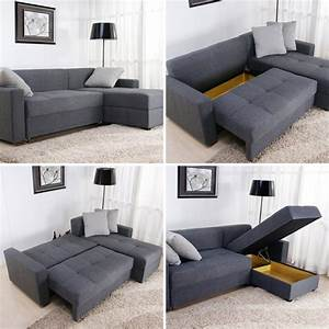 Sitting pretty 6 sofa bed designs to complete your living for Sectional sofa that converts to bed