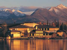 lakefront anchorage hotel alaska  travel
