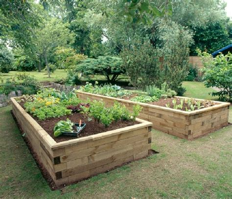 Raised Beds Made To Measure Woodblocx
