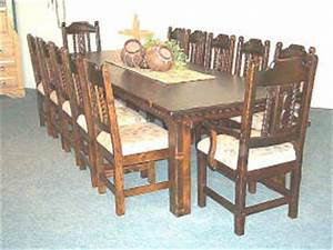 Mission Southwest Style Dining Set Tables Chairs China