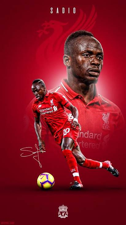 Liverpool Mane Sadio Wallpapers Phone Fc Salah