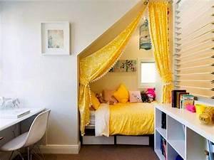 Baldachin Für Kinderbett : kinderzimmer dachschr ge einen privatraum erschaffen ~ Michelbontemps.com Haus und Dekorationen