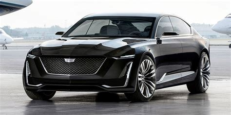 2018 Cadillac Escala Shows The Future of Caddy Models