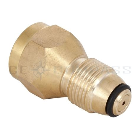 propane tank refill propane refill adapter lp gas 1 lb cylinder tank coupler heater quick connect ebay