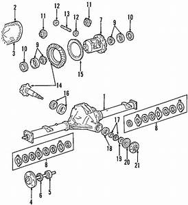 2000 Ford Expedition Parts
