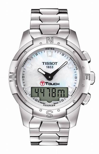 Tissot Touch Titanium T047 Ii Watches