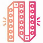 Strip Led Icon Icons