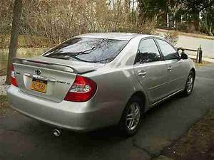 Purchase Used 2003 Toyota Camry Le 2 4 Litre Engine In