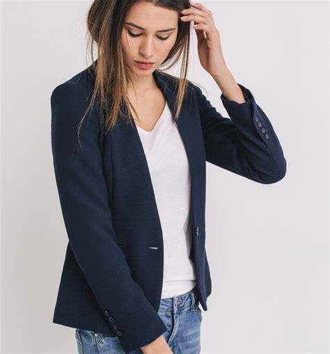 veste de chambre femme les 25 meilleures idées de la catégorie blazer bleu marine