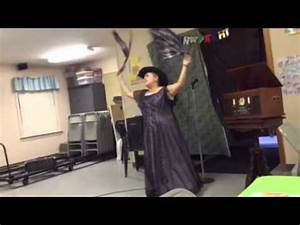 2015 Mother and Daughter Banquet-Madeline Brumley performs ...