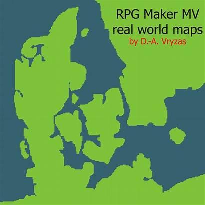 Rpg Map Maker Pack Mv Maps