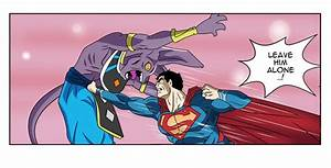 Gogeta Vs Superman | www.imgkid.com - The Image Kid Has It!