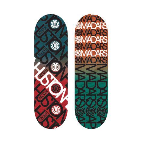 tech deck skateboards 2016 tech deck mini skateboard element huston series 1 ebay