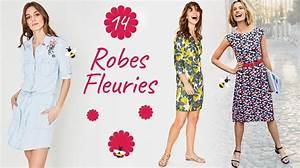 Mode Printemps 2018 : style femme 14 jolies robes fleurs mode boh me ~ Nature-et-papiers.com Idées de Décoration