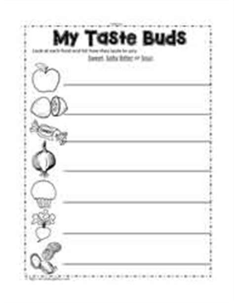 worksheets  grade   sense organs  worksheet blog