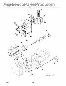 Parts For Thermador Prg364gl  Wiring Diagram