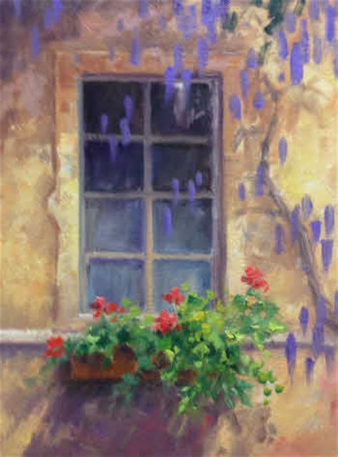 oil painting demo   window hagerman art blog