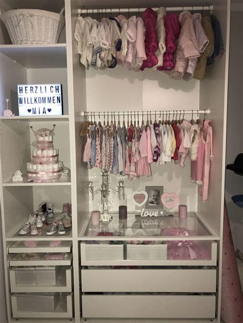 ikeaitsagirlcloset baby room baby nursery closet