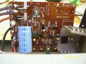 Netzteil Samlex Rps 1203 Reparatur